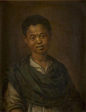 Portrait d'esclave (Musée d'Aquitaine, Bordeaux)