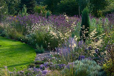 Ellicar Gardens, Nottinghamshire - Clive Nichols photography