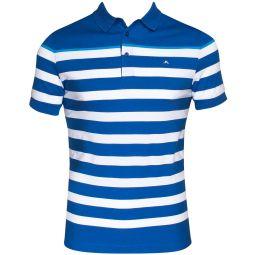 Jermy Slim Lux Stripe Jersey SS13 - Blue