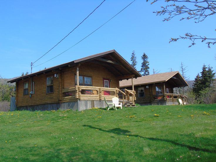 Cabot Trail cottages, Margaree Forks, Cape Breton vacation www.cajuncedarlogcottages.com