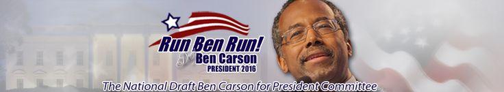 National Draft Ben Carson for President Committee