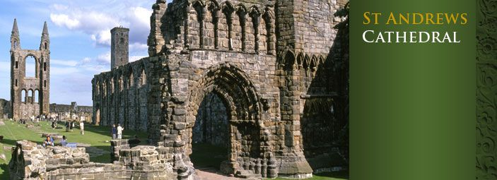 The remains of what was Scotland's largest and most magnificent church still show how impressive St Andrews Cathedral must have been in its prime.   Its museum houses a collection of early and later medieval sculpture and other relics found on the site. St Rule's tower provides access to spectacular views.