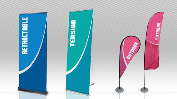 The #retractable #banner #stand #displays are most prevalent as the banner rolls up into the base of the stand and stays secured while not being used. These are likewise called roll-up or pull-up banners. Most banner stands come with a canvas case that make it easy to carry them around. To know more about retractable banner stand displays visit us at:- http://bestarticles.com/choose-the-best-banners-and-banner-stand-displays-for-your-business-in-toronto&id=63952