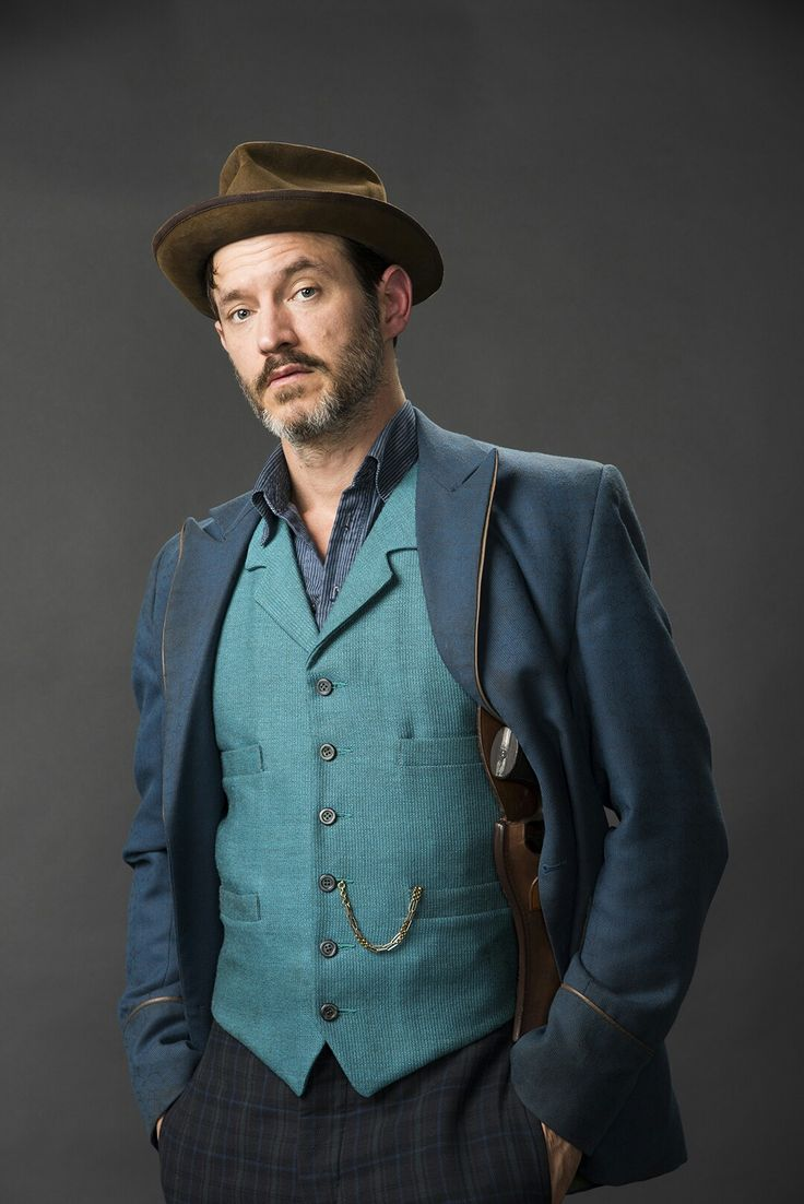 Captain Homer Jackson - Adam Rothenberg in Ripper Street Season 4