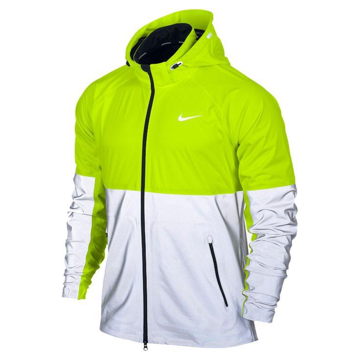 Nieuw: Nike waterdicht, ademend, reflecterend sportjack voor heren bij Hardloopaanbiedingen.nl #Nike #hardlopen