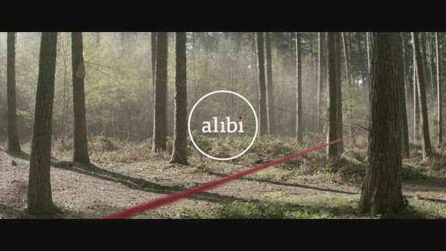 """Art&Graft have designed and developed the brand refresh for UKTV's Alibi channel.   The brand was in need of a refresh to create a distinctive personality that remained true to the heritage of the channel, whilst also reflecting the new brand proposition of offering viewers a """"masterclass in deduction.""""  Read More: artandgraft.com/portfolio/alibi"""