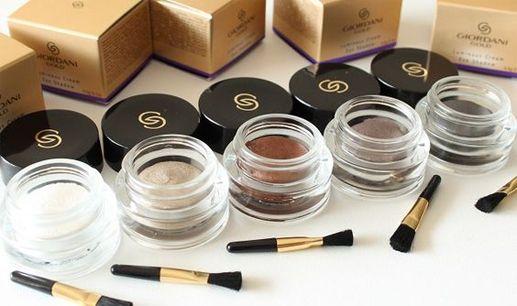 #Giordani #Gold #Luminous #Krem #Göz Farı #Kalıcı, #gösterişli ve #ışıltılı tonlara sahip krem göz farı. Üst üste uygulanabilir, kolayca dağıtılan, topaklanma karşıtı formül*. #FirmEsse aktif bileşeni ile cilt sıkılığını geliştirmeye yardım eder. Kolay uygulama sunan, özel tasarlanmış fırça ürüne dahildir. #oriflame #kadın #makyaj #göz #gözmakyajı #damlakaya #lotus