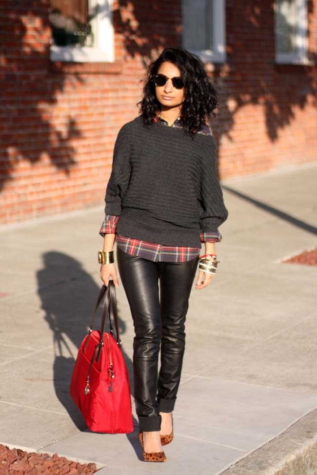 que que all things vain pinterest leopard shoes plaid and leather and pants. Black Bedroom Furniture Sets. Home Design Ideas