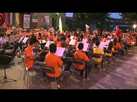La Via Dei Concerti, homenaje a Jairo Varela en Ferriere, Italia