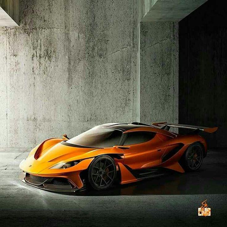 Sensational Supercars