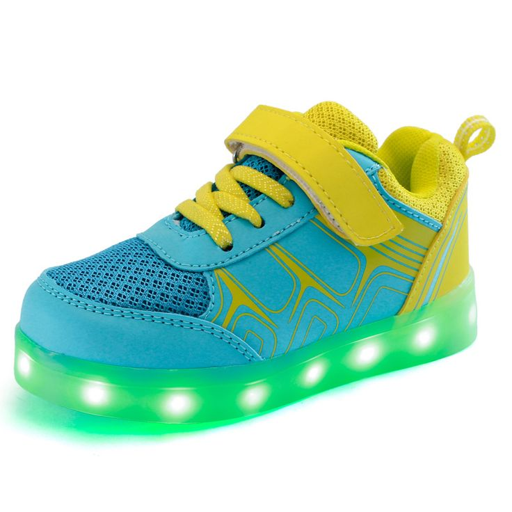 Find More Athletic Shoes Information about Children's USB Colorful Flash  Charging Amazing Pretty Cool Night Led