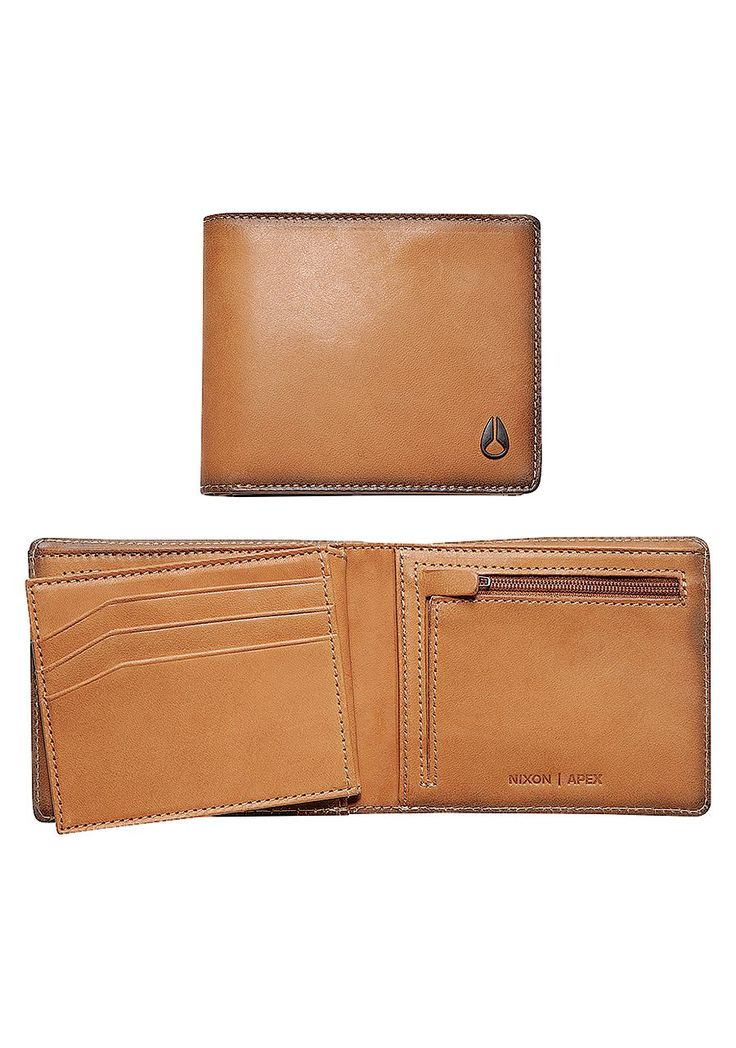 Apex Big Bill Tri-Fold Wallet | Men's Wallets | Nixon Watches and Premium Accessories