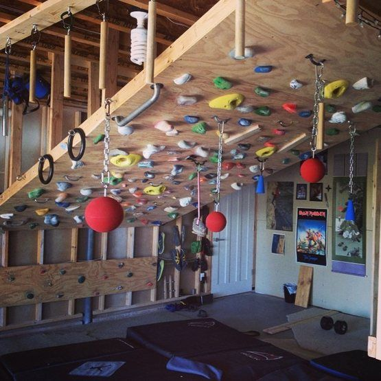 Rock Climbing Photo: I also want to hang odd objects off my woody as se...
