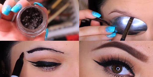 consejos de maquillaje de cejas hacks para depilarse las cejas cómo rellenar las cejas para principiantes de la ceja del llenado consejos tutorial para principiantes ceja utilizando trucos lápiz de cejas cómo conseguir buenas cejas en casa cómo hacer las cejas perfectas