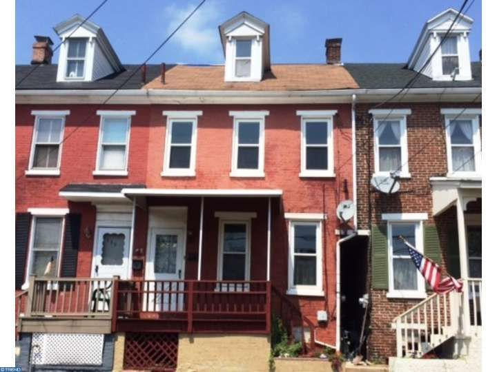 541 lincoln ave pottstown pa 19464 3 bed 1 bath