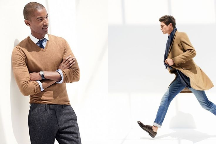 I think I need some camel in my life.   J.Crew November 2014 Style Guide | FashionBeans.com