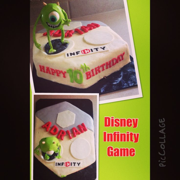 25+ best ideas about Disney infinity cake on Pinterest ...
