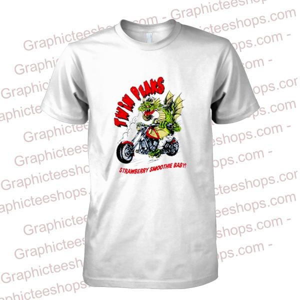 Twin Peaks Dragon T-Shirt