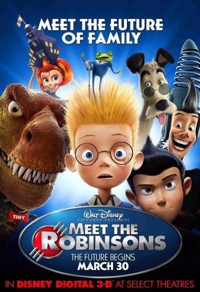 Watch Meet The Robinsons 2007 Online Full Movie.This is anAmerican comedy movie, In this animated adventure, brilliant preteen inventor Lewis creates a memory scanner to retrieve his earliest reco…