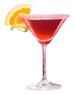 Pomegranate Royale  2.5 oz. Stirrings Pomegranate Mixer  1.25 oz. Cîroc Vodka  0.5 oz. Fresh Lime Juice  A splash of Stellina di Notte Prosecco