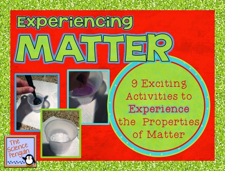 Properties of matter: mass, volume, relative density, electrical conductivity, thermal conductivity, solubility, physical states of matter, magnetism.