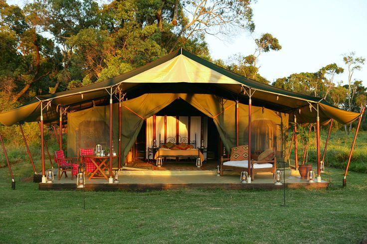 Luxury Tents in Nakuru with Sightseeing, Breakfast Bar