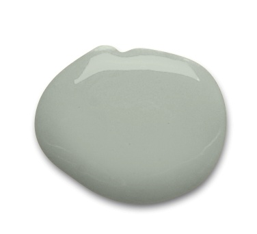 Sherwin-Williams gray paint color – Sea Salt (SW 6204)  -