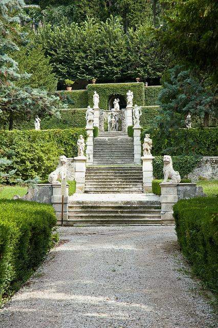 Costozza: Villa da Schio by netNicholls