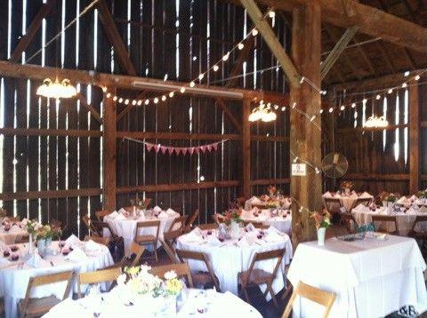 Barn Wedding Black Star Farms