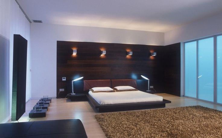 спальня: фото дизайна интерьера - автор KV-BURO