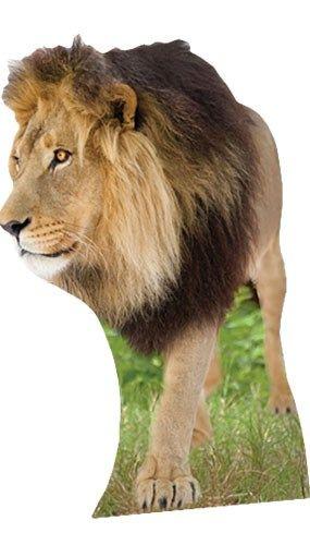 Løve Papfigur 130 cm Image