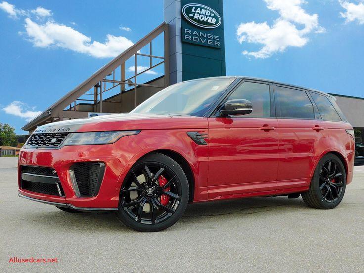Range Rover Svr for Sale Unique New 2020 Land Rover Range