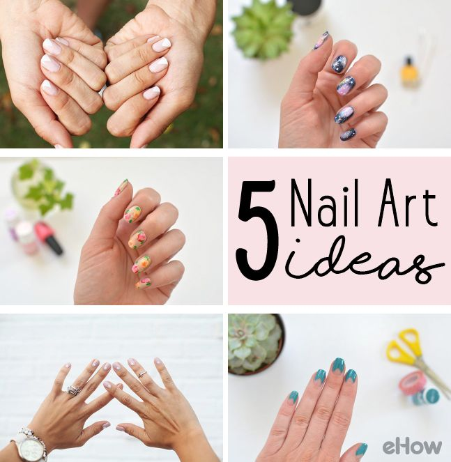 441 best beauty guide nails hair and makeup images on pinterest from galaxy nails to floral designs these nail art ideas are sure to impress everyone solutioingenieria Images