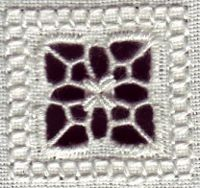 Ricamo, embroidery, broderie, bordado,.....: Tutorial: punto antico