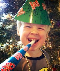 Have a kid-friendly New Year's Eve Celebration that is fun for adults too!