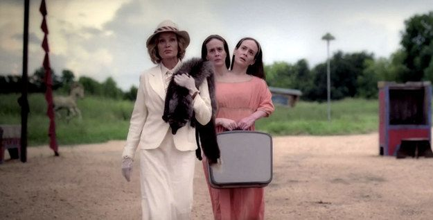 """The First Footage From """"AHS: Freak Show"""" Is Terrifying"""