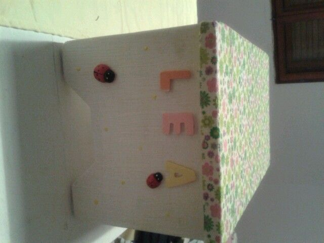 daughters litlle chair