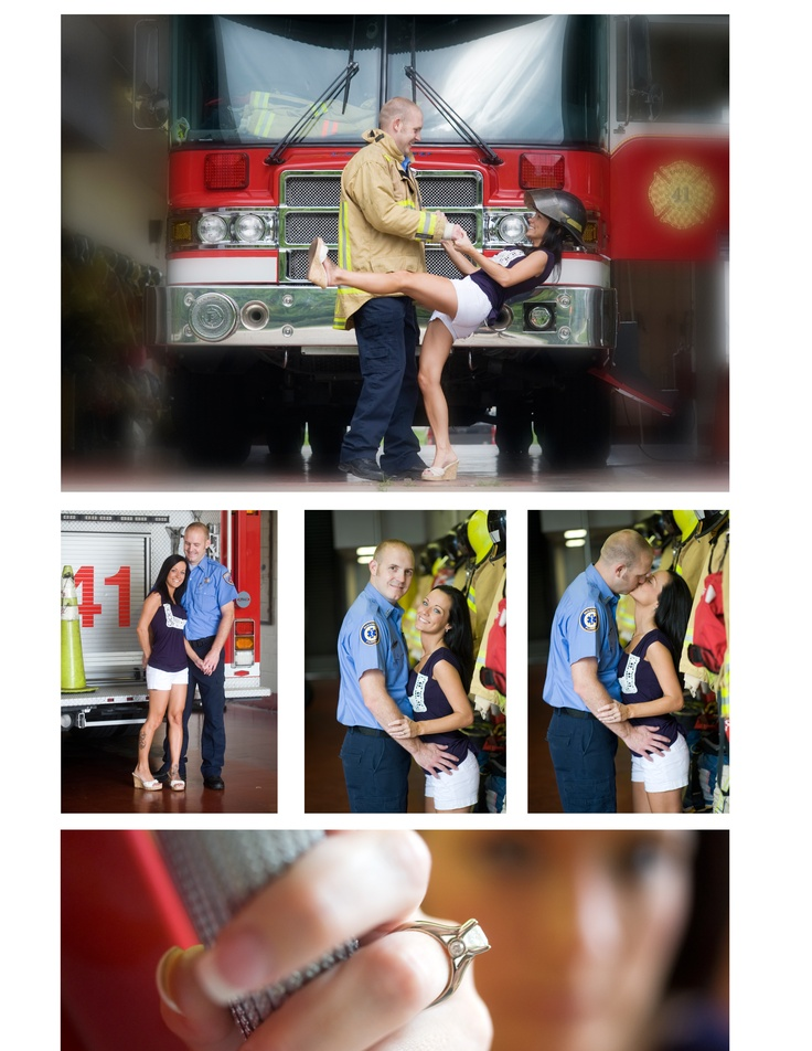 fire station engagment
