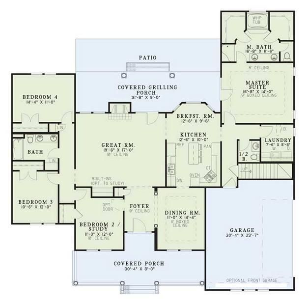363 best cool photos images on pinterest - House plans with bonus rooms upstairs ...