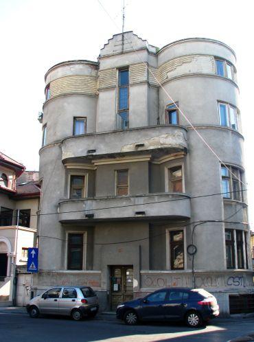 Bucharest Art Deco Architecture