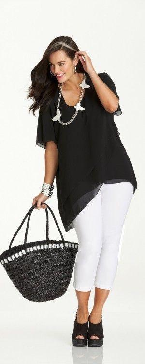 - Plus size summer fashion.my size.com