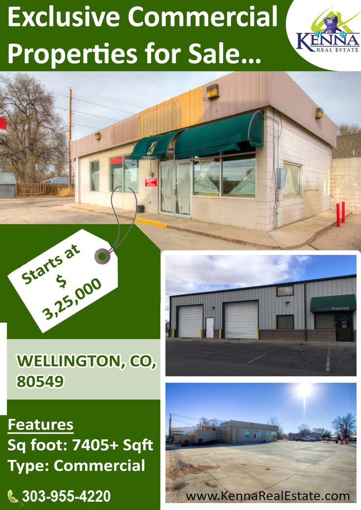 Exclusive Commercial Properties for Sale… www.KennaRealEstate.com #Commercial, #Property, #Sale