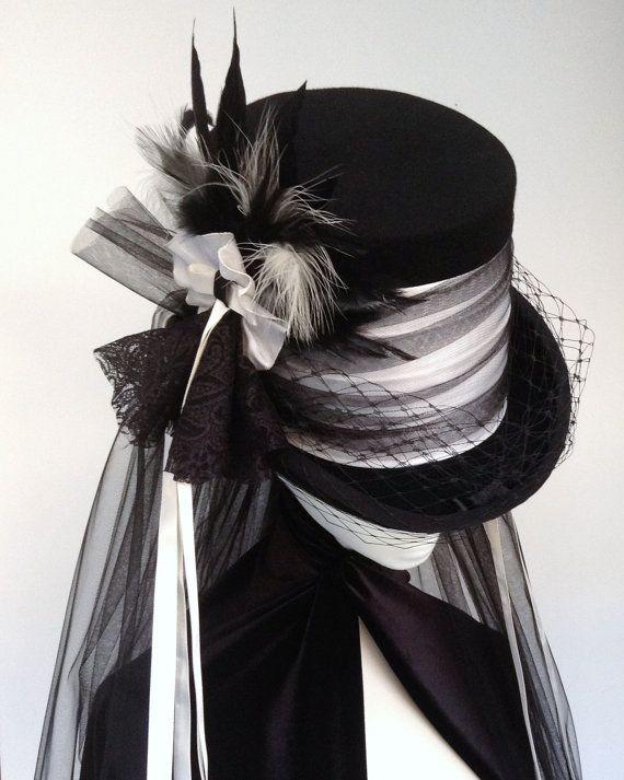 victorian wedding hat - Google Search