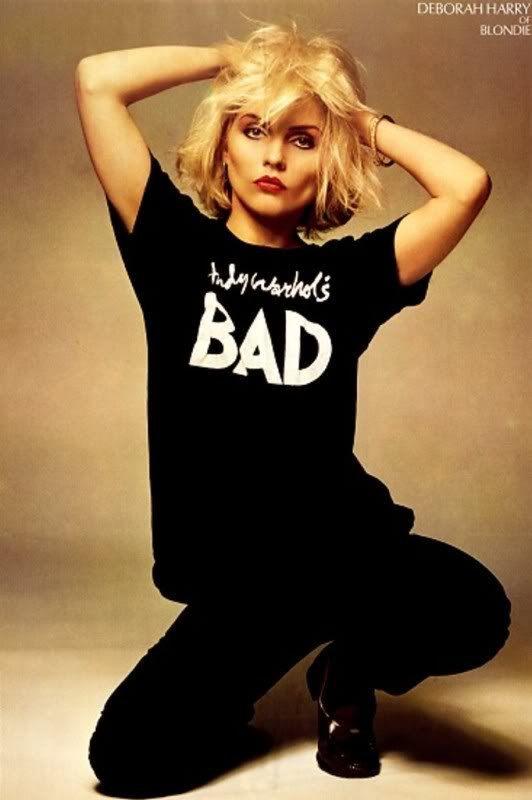 Andy Warhols Bad Black T-shirt Sz S M L XL : Queen of Cool ...