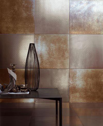 metallic wallpaper for walls - photo #44