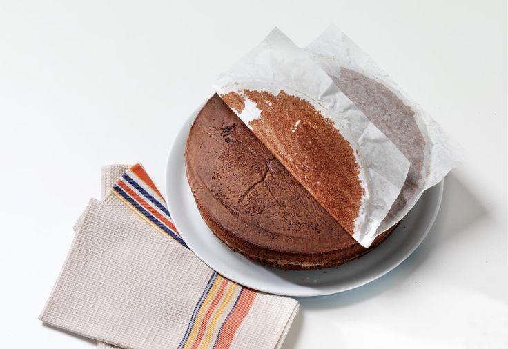 Wolken chocolade taart Recept | Dr.Oetker