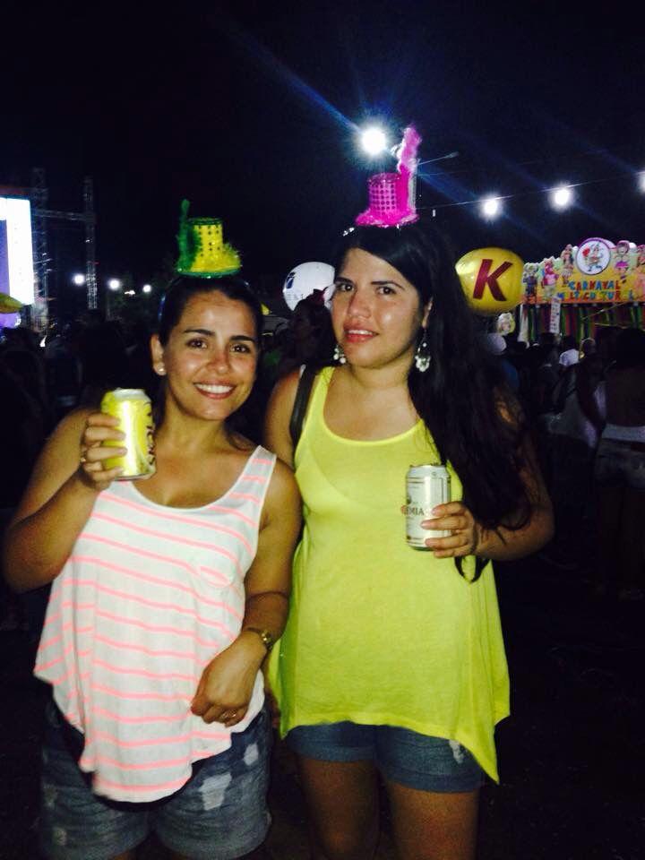 Carnaval Cultural Natal. Ponta Negra. Natal, RN. Brasil