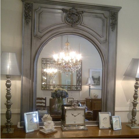 Sologne Mirror - SALE #mirror #furniture #homedecor #interiordecorating #custommade #french
