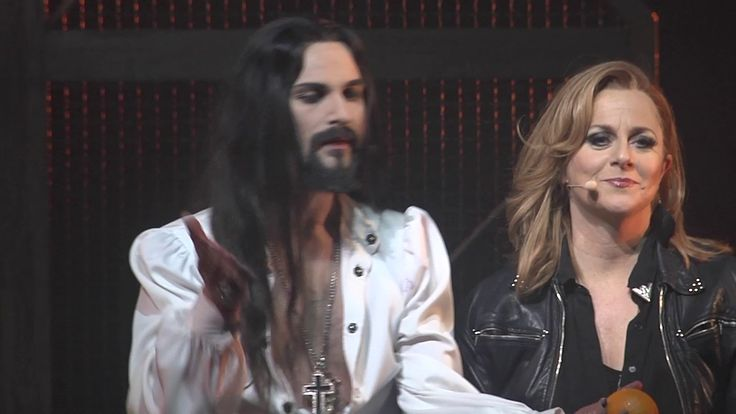 Jesus Christ Superstar- Swedish Arena Tour 2014 ACT 1