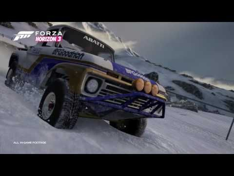 Forza Horizon 3 Blizzard Mountain Expansion - Xbox One , Xbox One S, PC